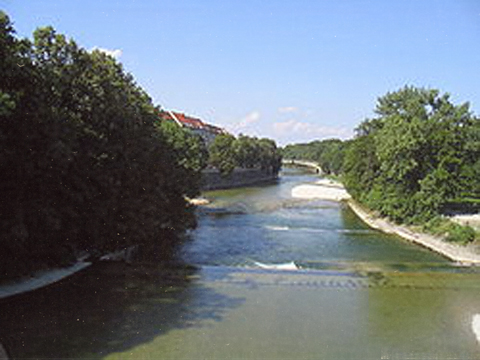 السياحة والطبيعة ميونيخ